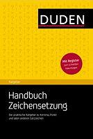 Duden – Handbuch Zeichensetzung