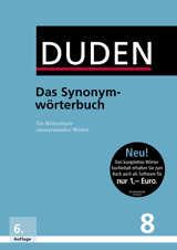 Duden, Band 8: Das Synonymwörterbuch (2014)